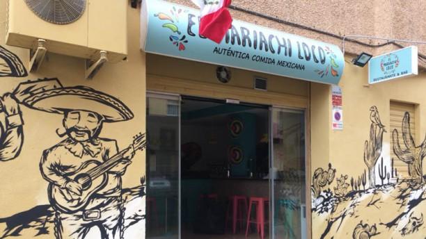 El Mariachi Loco Fachada