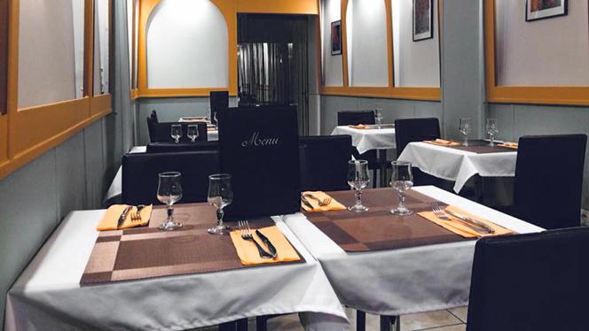 Porte de l'Inde - Restaurant - Bagneux