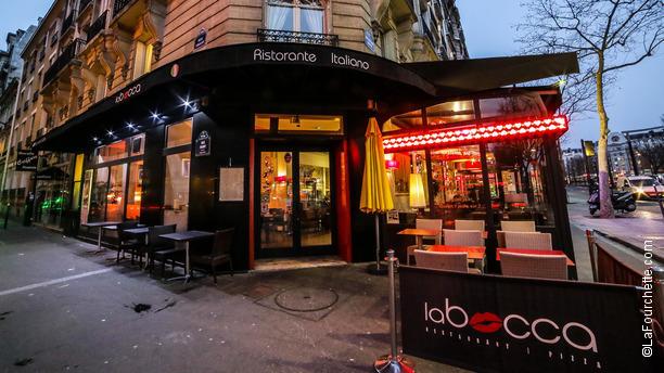 La Bocca Bienvenue à la Bocca, Paris 14ème