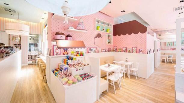 Vanilla Bakery Vista sala