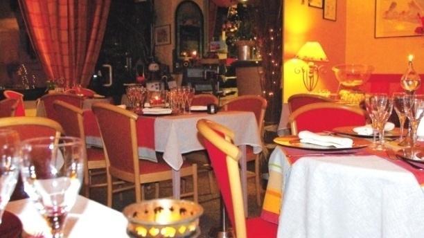 Le Grain de Sable Salle du restaurant