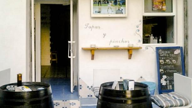 Cerveceria La Fresquita Entrada y terraza