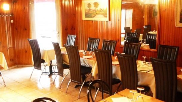 Monte Cristo Salle du restaurant