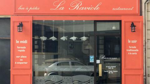 restaurant - La Raviole Bar à Pâtes - Bizanet