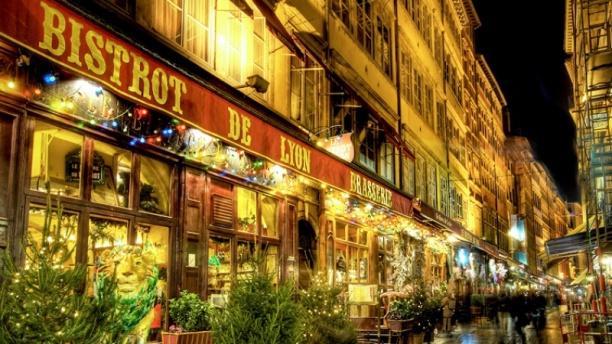 Le Bistrot de Lyon Aperçu de l'extérieur