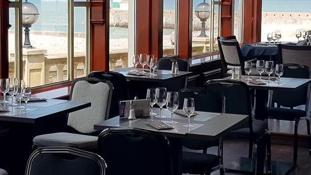 Restaurant du Casino JOA - Le Tréport Salle du restaurant