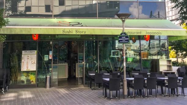 Sushi Story Devanture
