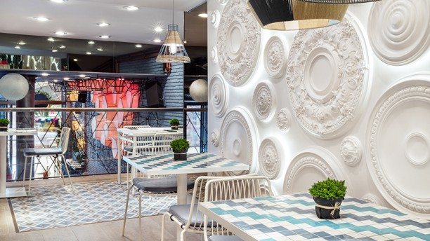 El Jardin Del Eden In Barcelona Restaurant Reviews Menu And