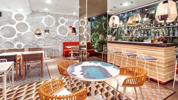 el jard n del ed n in barcelona restaurant reviews menu