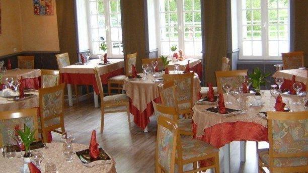 Restaurant du Pont Salle du Restaurant du Pont
