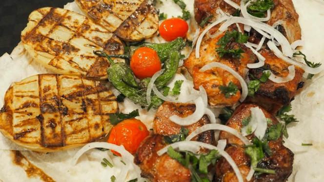 Sugerencia del chef. Plato de carne especial de la casa - La Brasa d'Or, Benidorm
