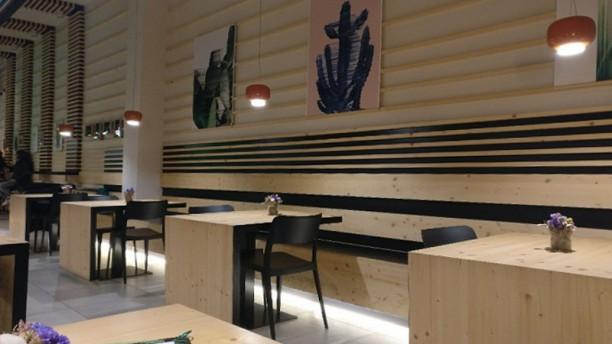 Wood Gastrobar Sala