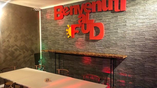 Benvenuti al Fud Salle du restaurant