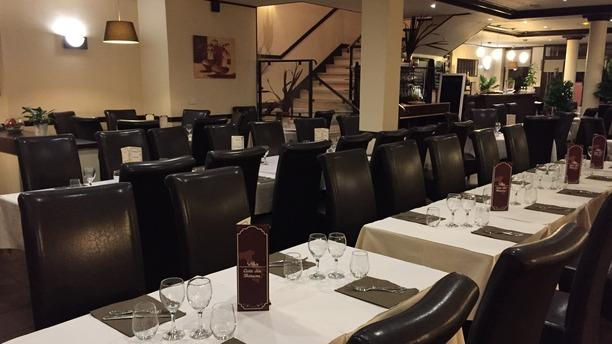 Restaurant La Villa Salle  1