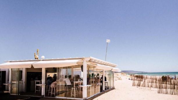 Flamenco beach Fachada