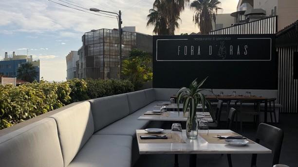 Restaurante e Gastrobar Fora dOras Esplanada