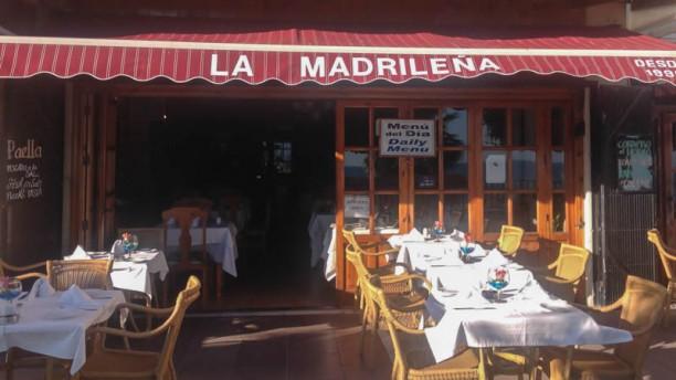 La Madrileña Vista entrada