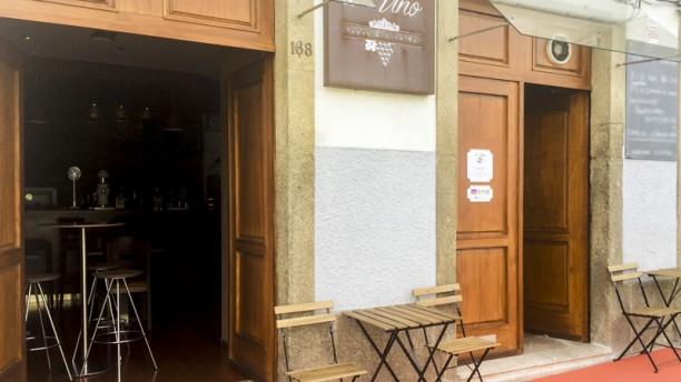 d'VINO - Tapas & Wine Bar Entrada