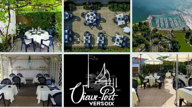 Restaurant - Restaurant Du Vieux Port - Les Successeurs de Jolidon, Versoix