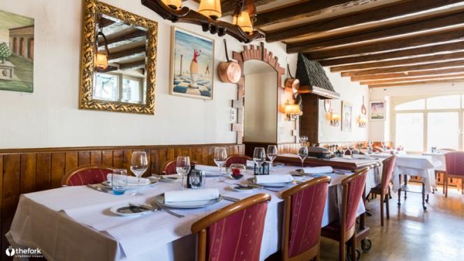 Salle - Restaurant Du Vieux Port - Les Successeurs de Jolidon, Versoix