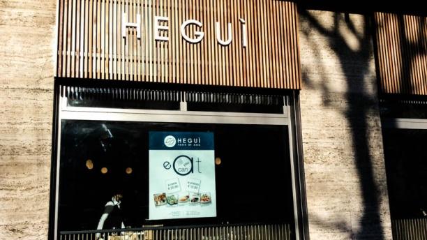 Hegui Taste of Asia Esterno