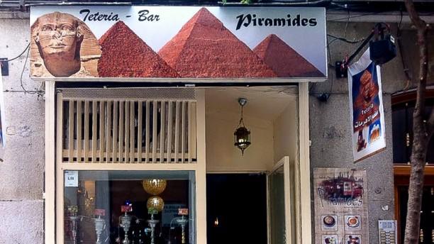 Pirámides La Fachada