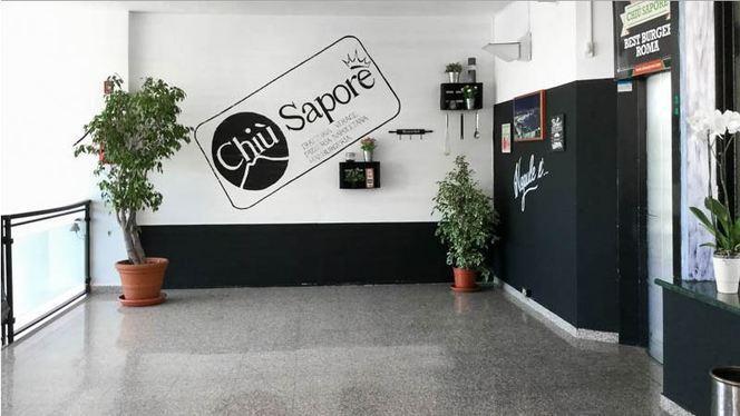 Ingresso locale - Chiu Sapore Eur, Roma