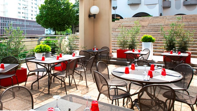 Terrasse - N Café, Bordeaux