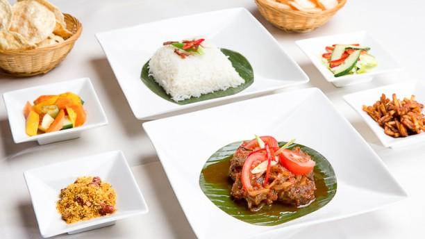 Anak Depok suggestie van de chef