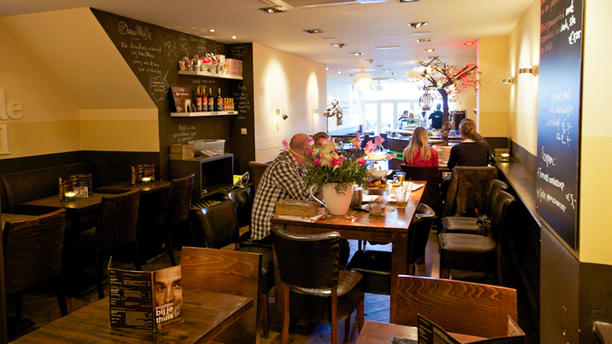 Anne & Max (Alkmaar) Restaurantzaal