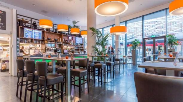 Grand Café De wens Het restaurant