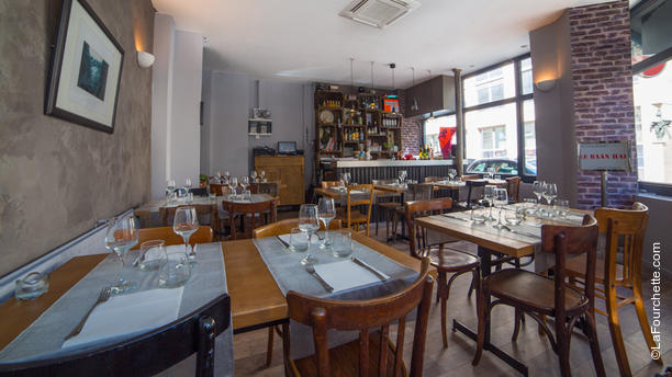 Restaurant le baan ha paris 75017 ternes porte - Auberge dab porte maillot restaurant ...