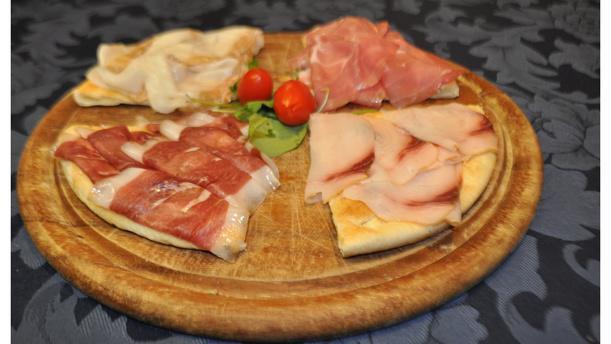 Friuli Bar Trattoria focaccia