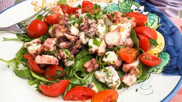 Elisir di Positano Cafè&Salads Suggerimento dello chef
