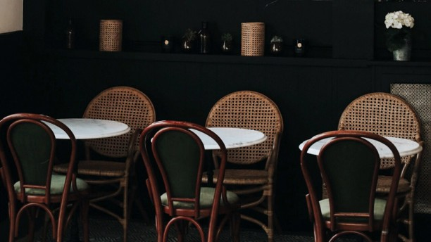 L'orangerie de Monsieur Salle du restaurant