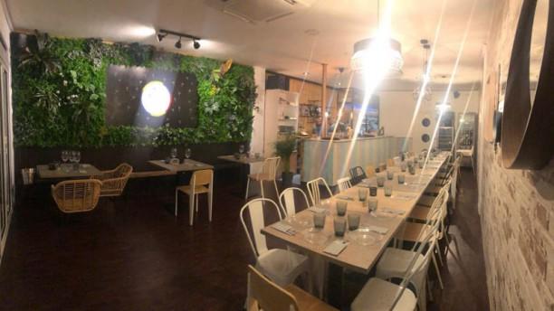 Serendipia Slow Food & Bar vista sala