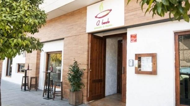 A Banda Restaurante Vista fachada