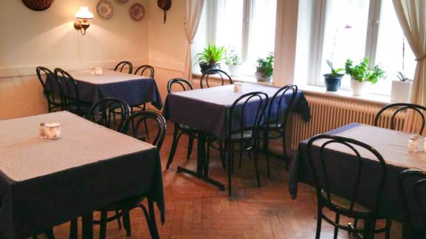 Restaurang Clemens Vue de la salle