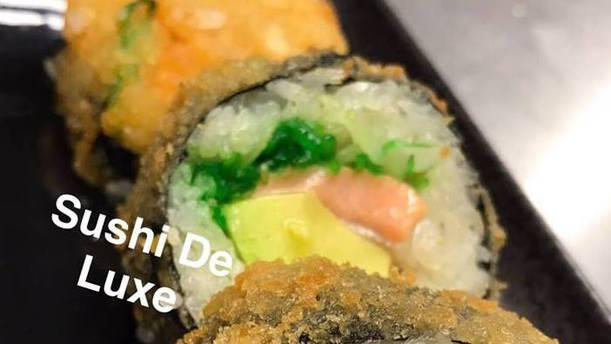 Sushi de luxe 1