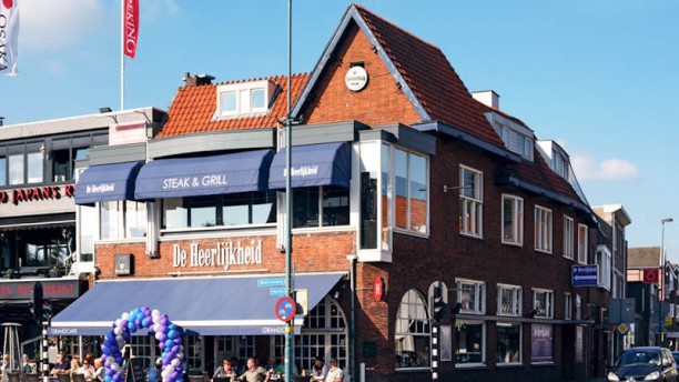 De Heerlijkheid Restaurant Ingang