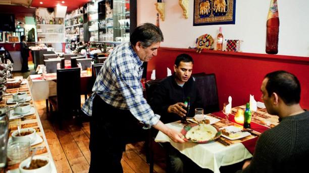 Royal Tandoori Indian Restaurant Restaurantzaal