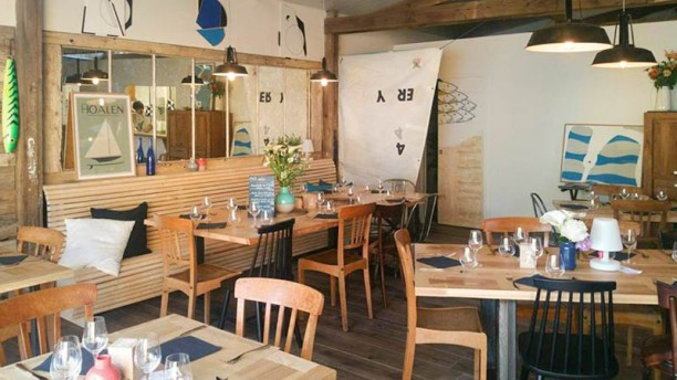 Restaurant La Cabane Sur Les Quais A Paimpol 22500 Avis Menu Et