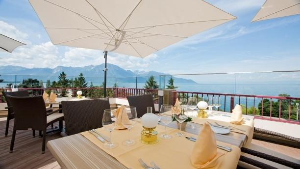 Restaurant  Montreux Menu