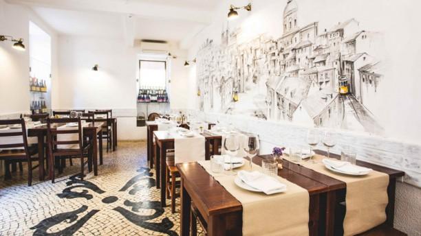 Restaurante Conqvistador Sala