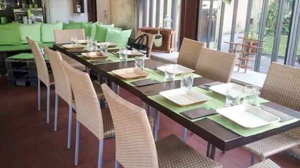 Feliz Café Vista sala