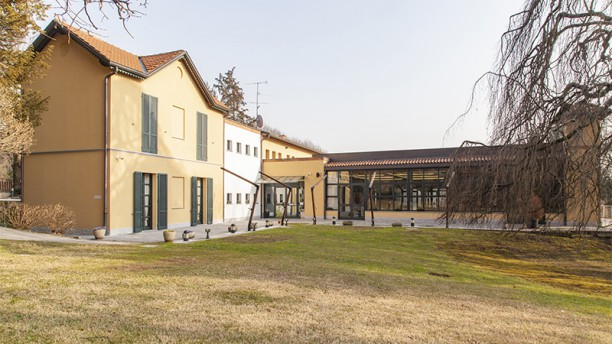 Villa Biffi Esterno