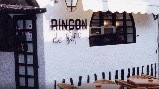 Rincón de Pepe Rincón de pepe