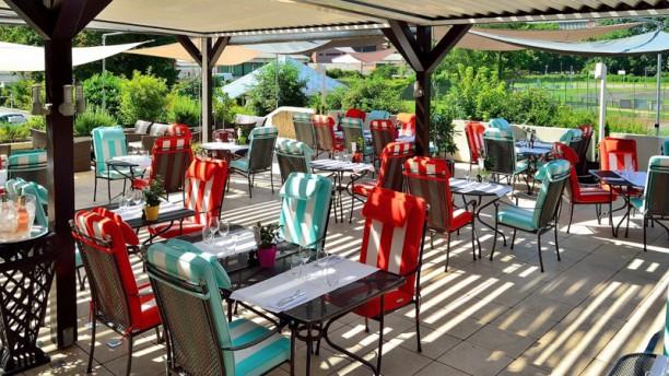 H! Brasserie Terrasse