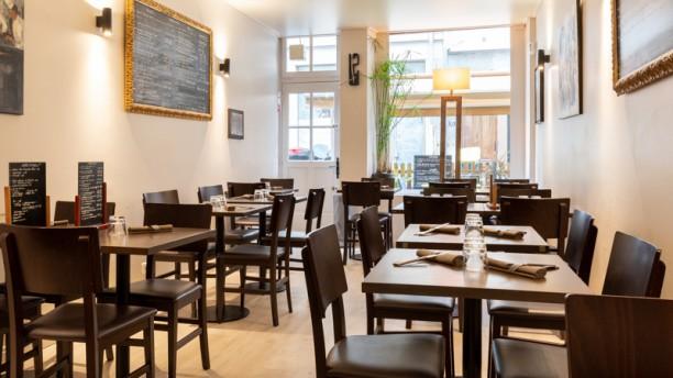 Le Poivron Bleu Salle du restaurant