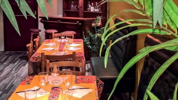 Viva Mexico Salle du restaurant